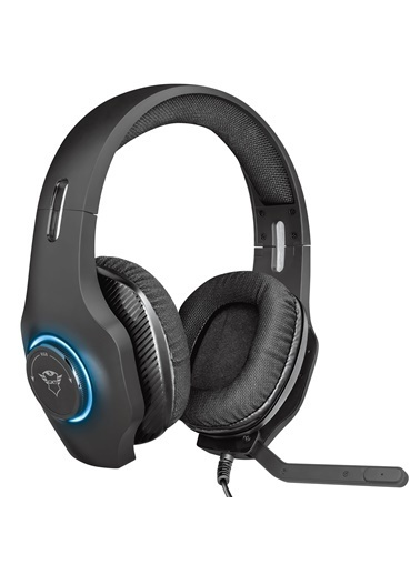 Trust Trust Gxt 455 Torus Rgb Işıklı Oyuncu Kulak Üstü Kulaklığı Renkli